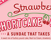 Strawberry Shortcake Promotion