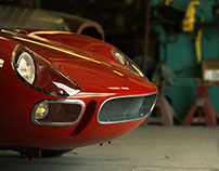 Ferrari 250 Le Mans