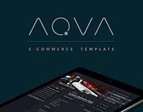 Aqua - UI/UX/Web_Design