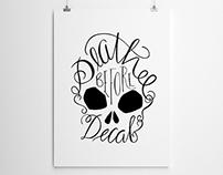 Illustration - Death Before Decaf