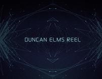 Duncan Elms Showreel