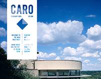 CARO - Magazine Cover