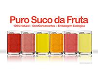 Puro Suco da Fruta