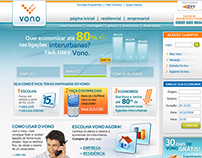 Website Layout - GVT VONO