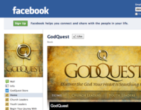 GodQuest Facebook Pages