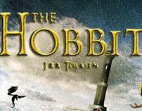 """Serie de Carteles Propuesta de """"El Hobbit"""""""
