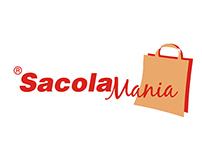Logo Sacola Mania