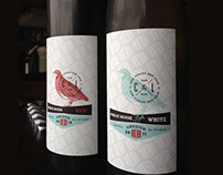Cask & Larder Wine Packaging