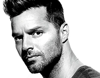 Ricky Martin - Data Capture Campaign