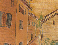Drawings of Provence