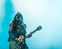 "FOTOGRAFÍA ""Rock Fest BCN 2014"""