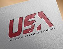 USA Hockey Re-Branding