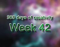365 days of creativity/art - Week 42