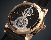 Vertalis Tourbillon