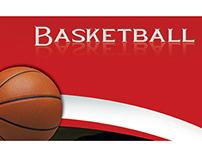 Basket ball banner