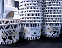 - joyce cares / panda / 2014