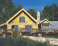 Cabin in Telluride, CO