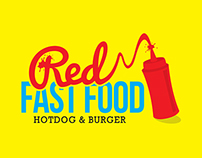 Red Fast Food