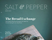 Salt and Pepper Magazine and App