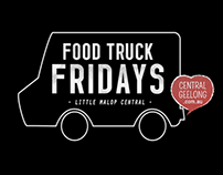 Food Truck Fridays - Central Geelong