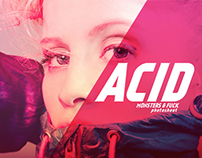 ACID | Photoshoot | Monsters & Fuck