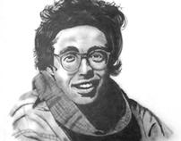Jaime Garzón Portrait