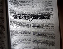 The Dictionary Sketchbook II: Return of the Sketchbook