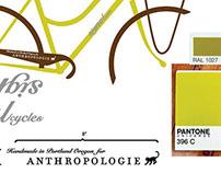Picnic Bike for Anthropologie