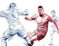 Joel Campbell Illustration