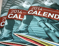 The Gideons International 2014 Pocket Calendar