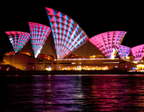 Sydney Opera House animation