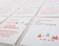AWAM | Corporate identity