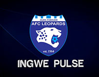 INGWE PULSE (AFC Leopards TV) Graphics