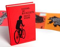 Diarios de Bicicleta / David Byrne's book tour posters