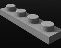 Legobrick (SubD)