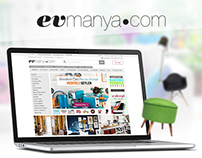 Evmanya.com : Website Design