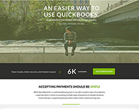 Web redesign for Financial Agency