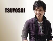 TSUYOSHI OFFICIAL WEBSITE