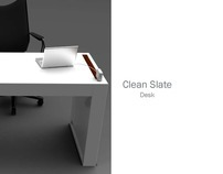 Clean Slate Desk