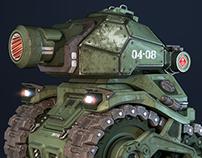 Chibi Tank