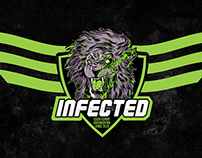 iNfected eSports jersey