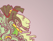 Mayan snake warrior - a work in progress