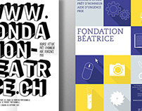 Fondation Beatrice Poster