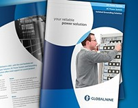 Global Nine | Brochure Design | Company Profile