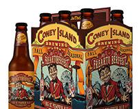 Coney Island Fall & Summer Seasonal Beers