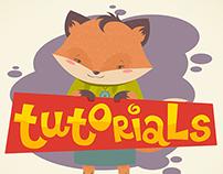 Vector TUTORIALS [Adobe Illustrator] :::Part 1:::