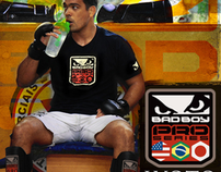BAD BOY MMA Brand Mark