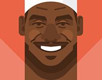 Rivista Ufficiale NBA 91
