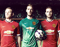 VIVA + Man United Memebership Campaign 2014/15