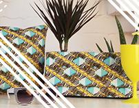 B-Goods 'Hotel del Loco' Foldover Clutch Bags